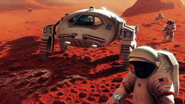 La NASA estudia aletargar hasta 180 días a las tripulaciones que viajen a Marte