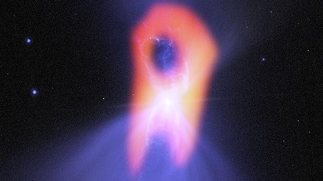 Captan una imagen precisa de la nebulosa Boomerang, el lugar más frío del universo