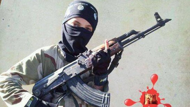 Fotos: Escuela militar del Estado Islámico en Siria 'forma' a los yihadistas del futuro