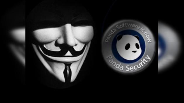 Anonymous ataca a una empresa de seguridad española