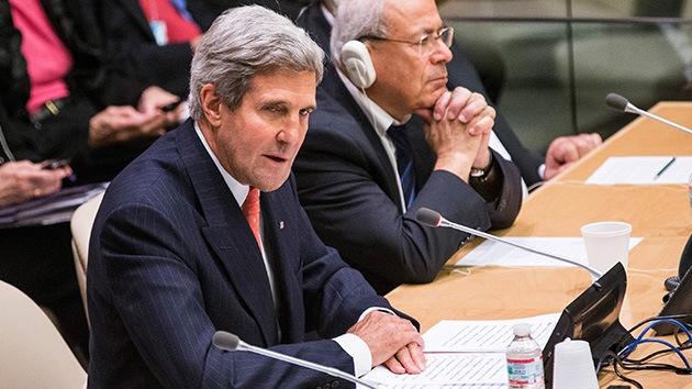 EE.UU. no elimina la amenaza de fuerza contra Siria