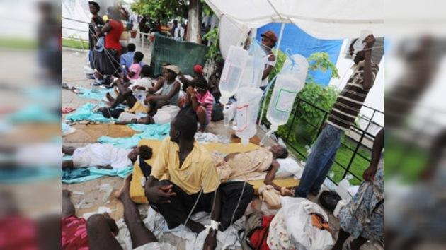 Un supuesto brote de cólera deja más de 135 muertos en Haití