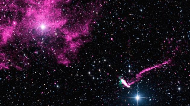 Conozca el objeto más extraño de nuestro universo