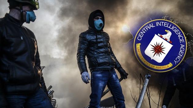 """""""Los acontecimientos de Ucrania llevan la impronta de la CIA"""""""