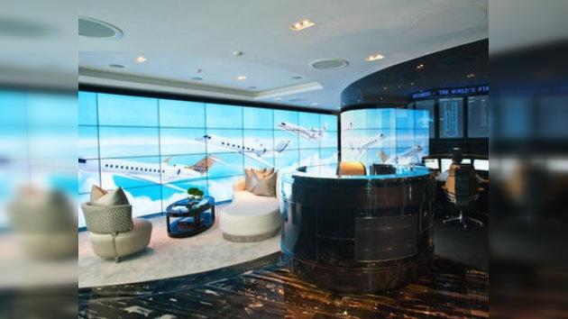 Abre la primera boutique de aeronaves del mundo