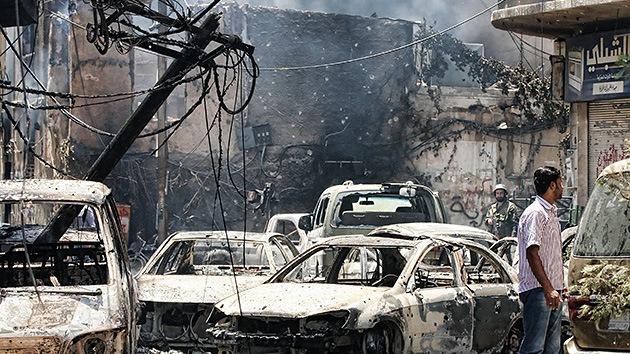 Damasco recibe el Ramadán en ruinas y rodeado por rumores mediáticos