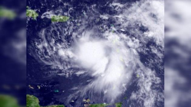 Haití en alerta roja por la tormenta tropical Emily