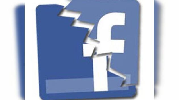 ¿Está implicado Anonymous en la caída de Facebook?