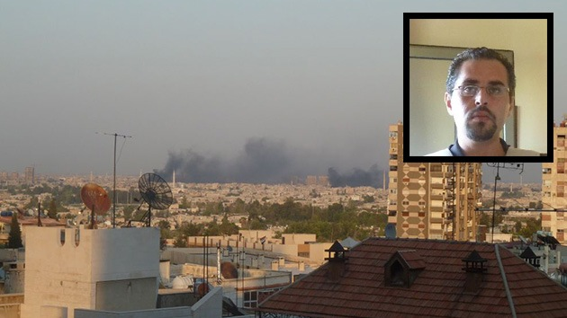 Muere un corresponsal de Press TV en un tiroteo de francotiradores en Damasco