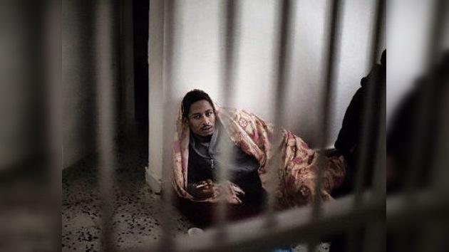 ONU: 6.000 partidarios de Gaddafi están encarcelados y son torturados en Libia