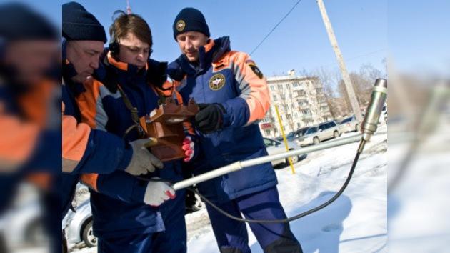 Rusia emite en internet los índices de radiación de su frontera con Japón
