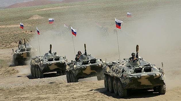 Putin pone en máxima alerta las tropas del Distrito Militar Oriental
