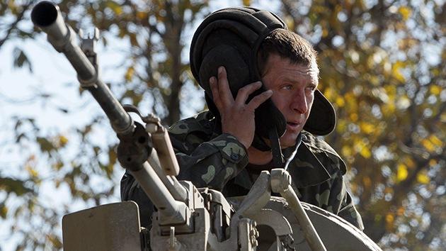 Sin municiones ni comida las tropas de Ucrania se pudren desde dentro