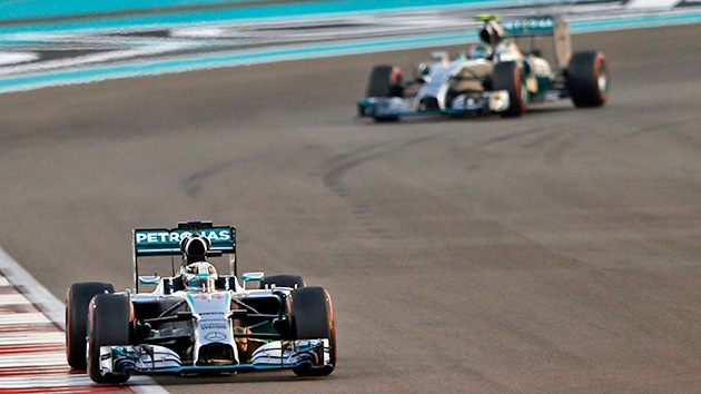 Lewis Hamilton ha ganado su segundo campeonato de F-1