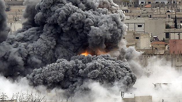 Video: Así fue el supuesto ataque aéreo lanzado por Israel contra Siria