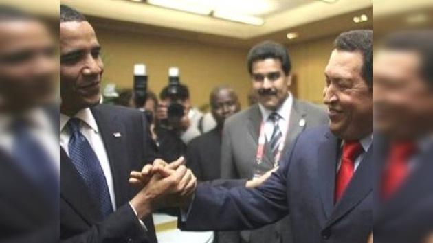Venezuela considera posible que sus relaciones con EE. UU. mejoren