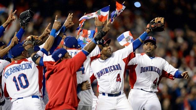 Resultado de imagen de dominicana campeon del clasico mundial de beisbol