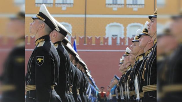 Rusia duplicará el total de profesionales en el Ejército