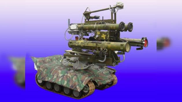 El uso del nuevo robot de guerra ruso puede reducir el número de bajas humanas