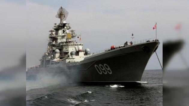 Rusia modernizará los buques de guerra del proyecto 1144 Orlán