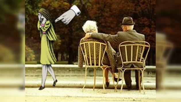Divorcio a la italiana: Un anciano deja a su esposa tras conocer que le fue infiel en 1940