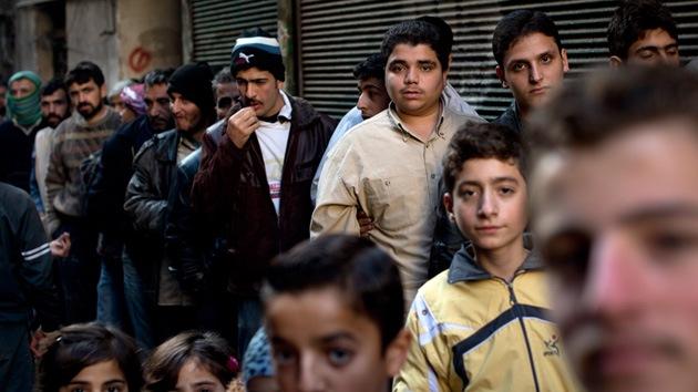 """""""Los sirios ya no reaccionan a la guerra de información librada por EE.UU."""""""