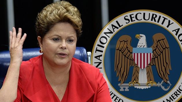 Rousseff quiere que las empresas extranjeras almacenen sus datos en Brasil