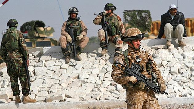 Las familias de los soldados asesinados en Irak podrán demandar al Reino Unido
