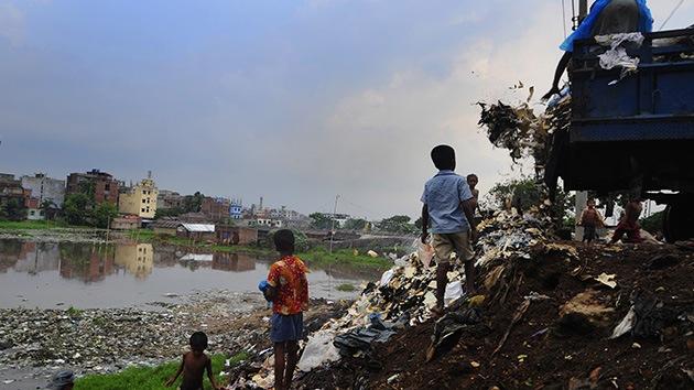 La 'plaga' de la contaminación tóxica amenaza a 200 millones de personas