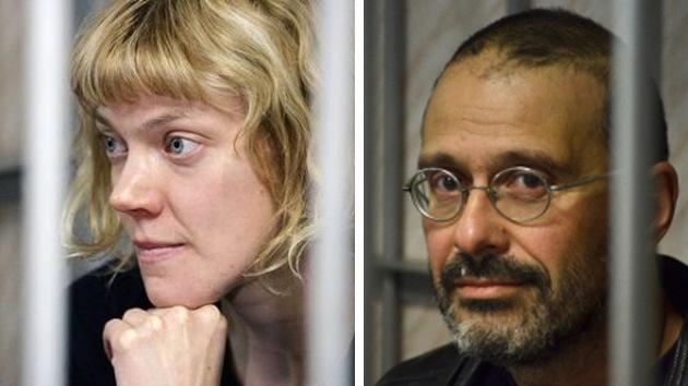 Presentan cargos de piratería contra catorce activistas de Greenpeace en Rusia