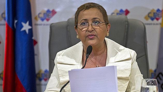 Venezuela: el CNE hará la auditoría de los comicios sin las peticiones de Capriles