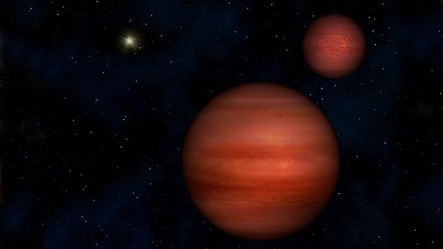 Detectan el tercer sistema estelar más cercano al Sol