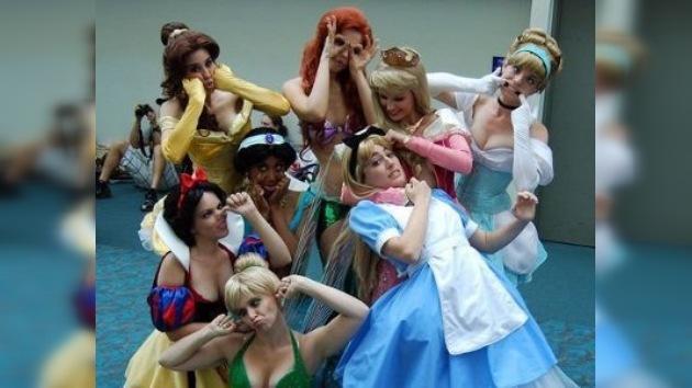 Las 10 más sexis princesas de Disney... de carne y hueso