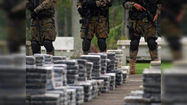 Red de pilotos-narcotraficantes neutralizada en Panamá