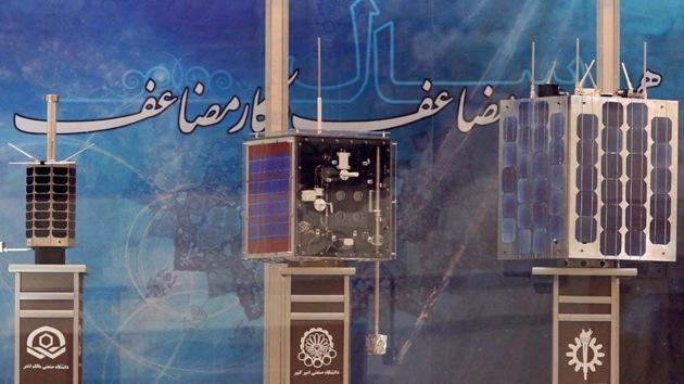 Irán pone en órbita un nuevo satélite para afrontar desastres naturales