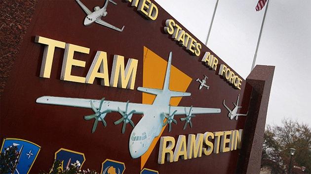 """Exmilitar: """"EE.UU. mata con drones utilizando su base aérea en Alemania"""""""