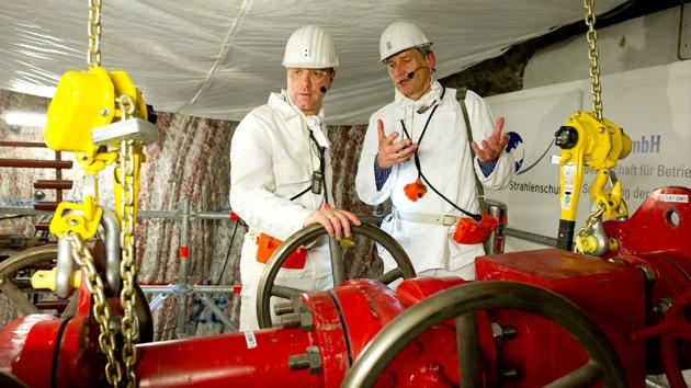 Alemania, atemorizada por extracción de 126.000 barriles de residuos nucleares