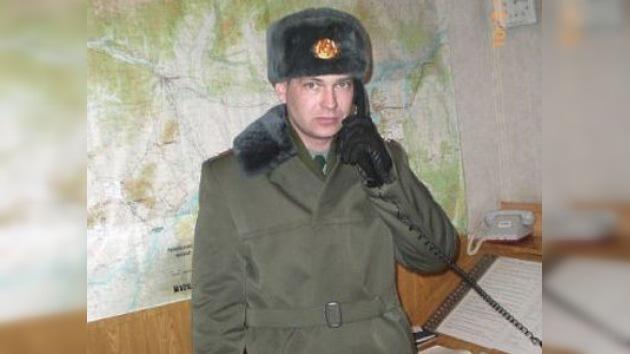Proeza de un héroe: un oficial ruso salvó a soldados cubriendo una granada con su cuerpo