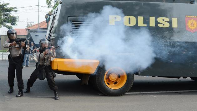 Indonesia: choques entre Policía y manifestantes por la película antimusulmana