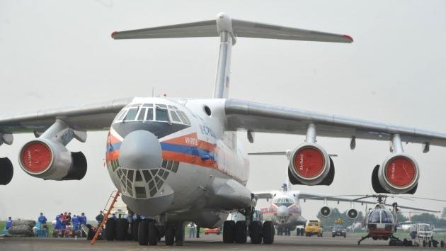 Rusia enviará aviones para evacuar a sus ciudadanos residentes en Siria