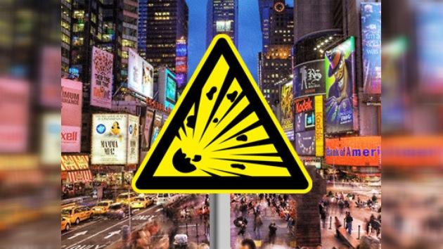 Detienen a cinco pakistaníes por el atentado en Times Square
