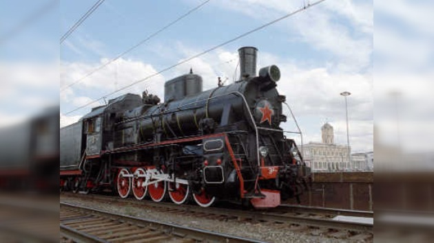 Viejas locomotoras con 'corazón humano'