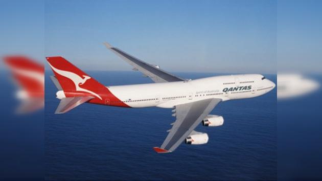 Otro aterrizaje de emergencia de un avión de la australiana Qantas