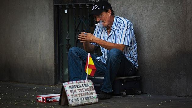 España ocupa el primer puesto europeo en el Índice Mundial de Miseria