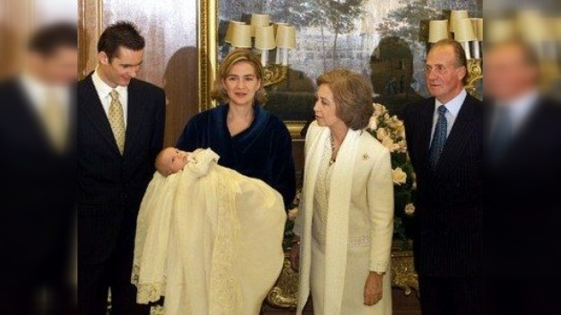 Escándalo judicial mancha a la corona española
