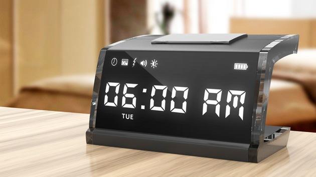 Levantarse con el primer 'rayo': crean un despertador que lanza descargas eléctricas