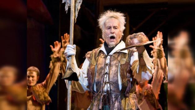 El Don Quijote ruso cumple 95 años