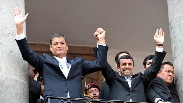 Ecuador estrecha los lazos financieros con Irán pese a las sanciones occidentales