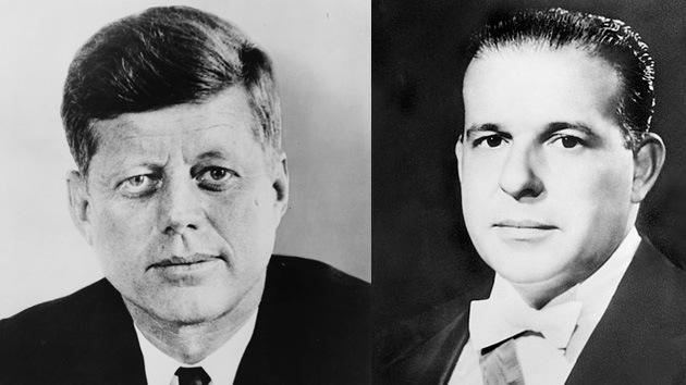 Kennedy pensaba intervenir militarmente en Brasil para derrocar a su presidente