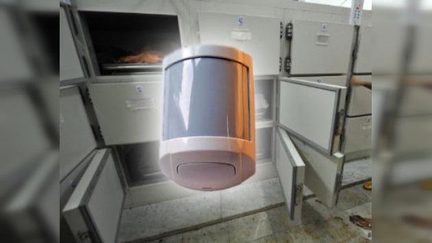 En Turquía inauguran la 'morgue 2.0'